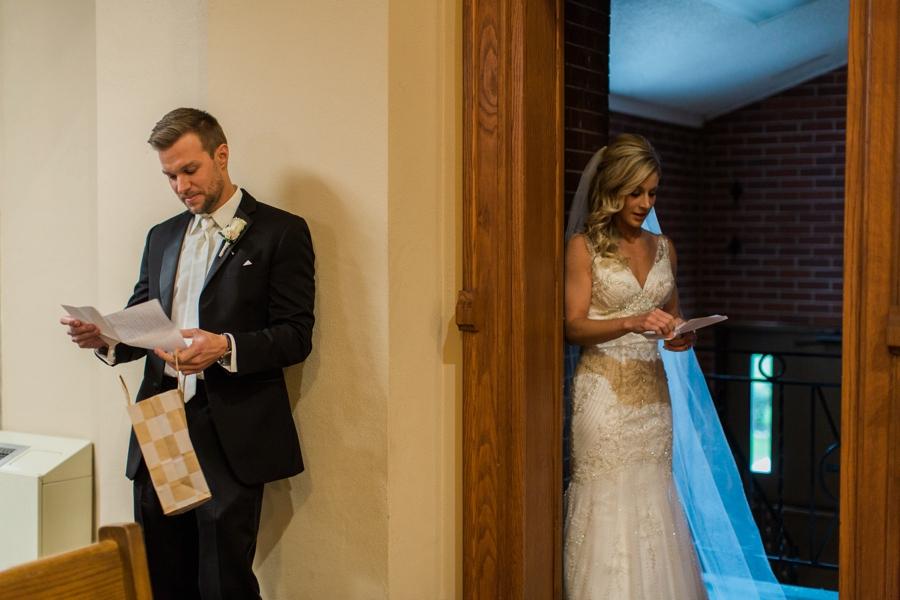 Craig and kay wedding